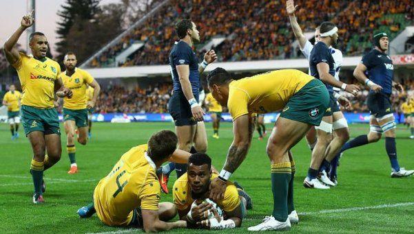 Los Pumas harán cuatro cambios en el test match contra Australia