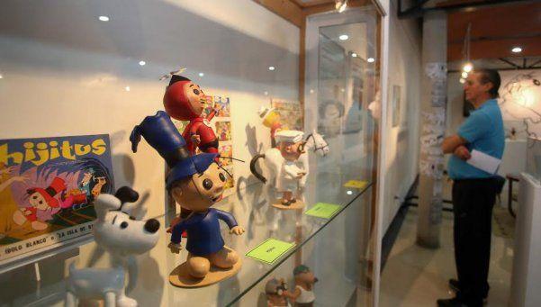Muestra sobre la historieta nacional en el De Vicenzo