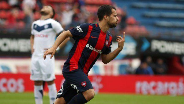 San Lorenzo fue más y le ganó a Vélez en el Nuevo Gasómetro