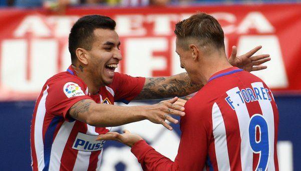 El Atlético fue implacable y confirmó su remontada en la Liga