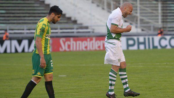 Tras la eliminación en la Sudamericana, Banfield venció a Aldosivi