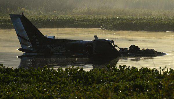 Una tragedia aérea, entre el misterio y la indignación