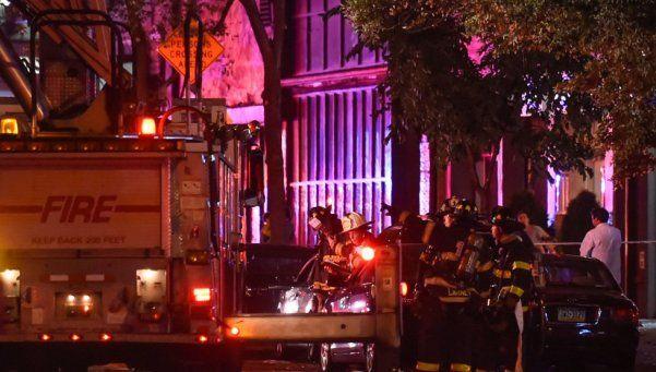 Explosión en Nueva York deja 29 heridos
