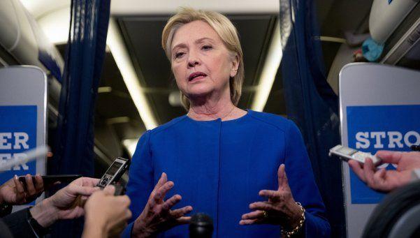 Video | Una Hillary sedada vuelve a preocupar a sus votantes