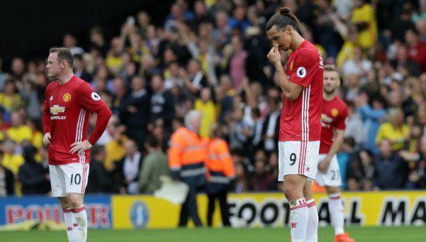 El débil Watford le dio otro cachetazo al United de Mourinho
