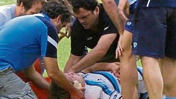 Crece la preocupación en el rugby por lesiones cervicales