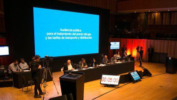 Lo que dejó la Audiencia Pública: críticas y promesas de cambio