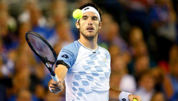 Video | Con este punto Argentina es finalista de la Davis