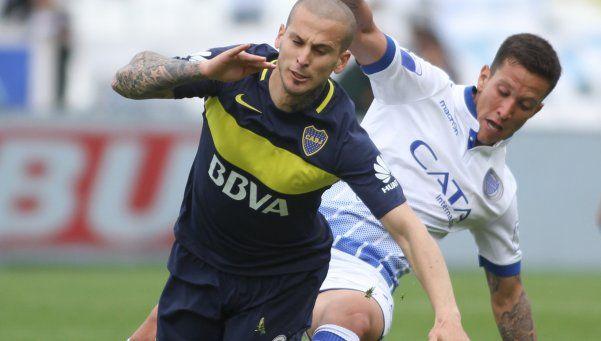 Boca se tomó una siesta y dejó dos puntos en Mendoza