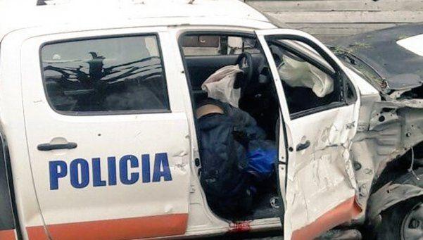 Robó un patrullero, se tiroteó con la Policía y murió de un balazo