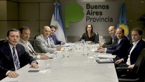 Vidal se reunió con intendentes sureños para reforzar lucha contra delito