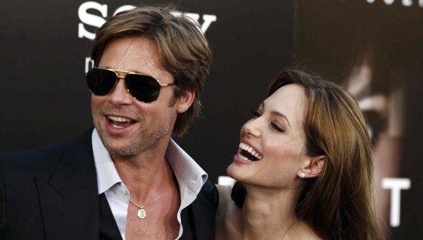 Luego de 12 años, Angelina Jolie y Brad Pitt se separarán