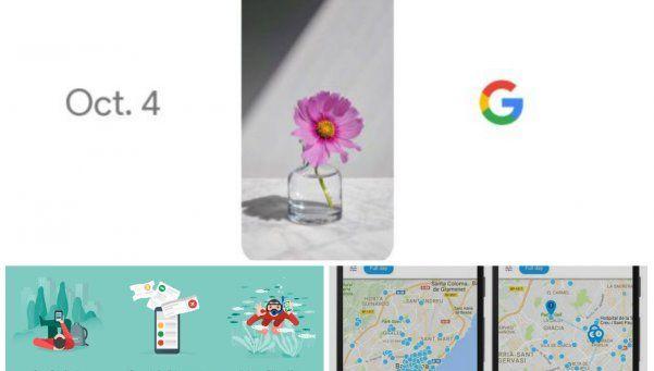 Google presentó su app para viajes y anunció nuevo Smartphone
