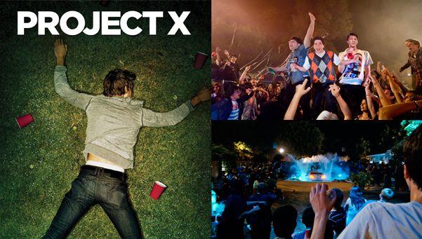 """""""Proyecto X"""", la película que dio nombre a la fiesta de la tragedia"""