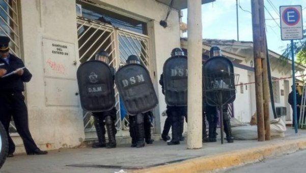 Neuquén: delegado de UPCN fue herido de bala por policía