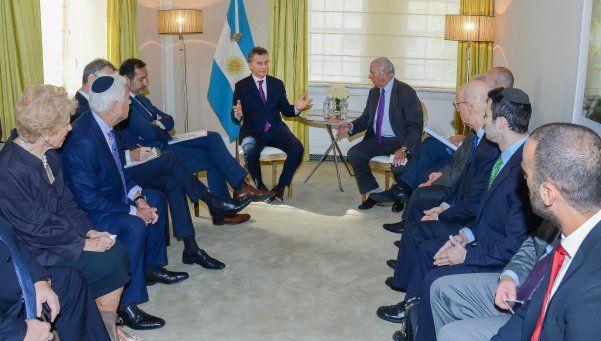 Macri afirmó tener fe en que se va a aclarar la muerte de Nisman