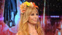 Graciela Alfano reemplazó a  Solita en el Bailando