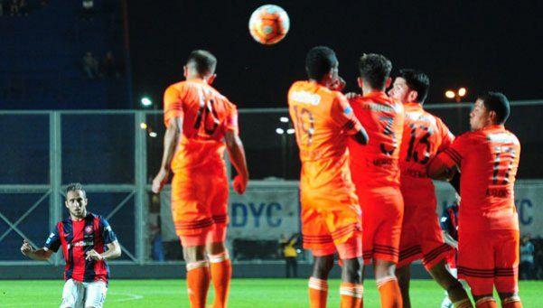 El uno por uno de San Lorenzo en el 2-1 ante La Guaira