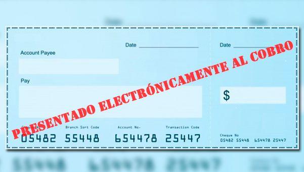 Cinco claves para comprender el depósito electrónico de cheques