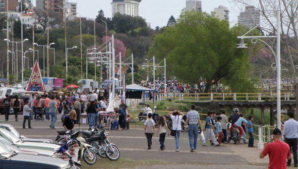 Paraná, ciudad altiva y con el río a sus pies