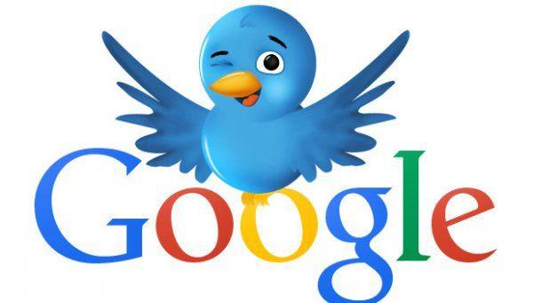 Atención: Google quiere comprar Twitter