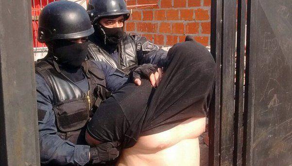 Cayó El Gordo Dany por robo en banco y torturas a jubilado