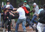 Los jóvenes protagonizan 153 peleas salvajes por semana