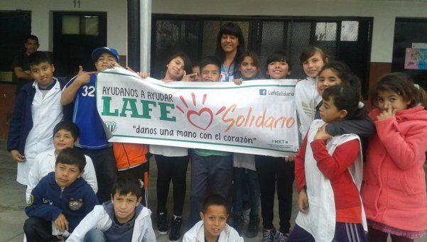 Lafe solidario, un torneo que gana siempre el Verde