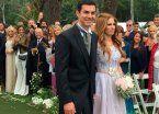 Isabel Macedo y Juan Manuel Urtubey se casaron en Salta