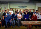 Vecinos de San Martín aprenden a reparar instrumentos musicales