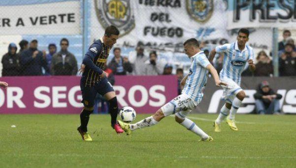 Central no pudo con Atlético y se llevó un empate amargo de Rafaela