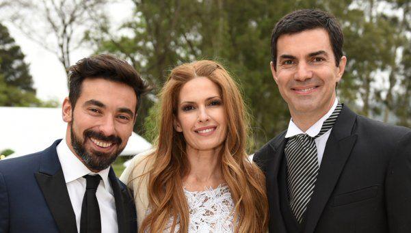 Los invitados que sobresalieron en la boda Urtubey-Macedo