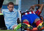 Mala pata: Biglia quedó descartado y Augusto pasó por el quirófano