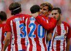 El Atlético venció al Deportivo y quedó a tiro de la punta de La Liga