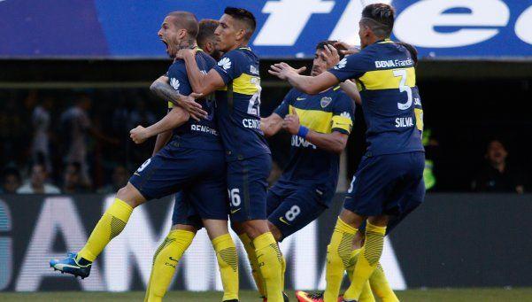 Boca arrolló a Quilmes en la tarde soñada de Benedetto