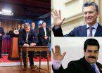 Colombia: se firma el acuerdo con las FARC, con Macri y Maduro presentes