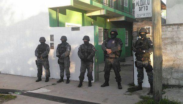 """Proyecto XXX: detuvieron a """"Vaquita, el presunto asesino de Rivero"""