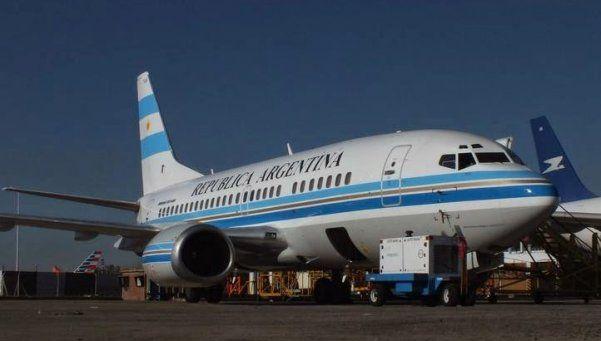 La flota presidencial será reemplazada con 8 aviones alquilados