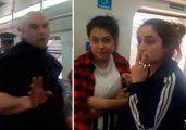 Tren Mitre: indignación por guarda que quiso bajar a chicas besándose