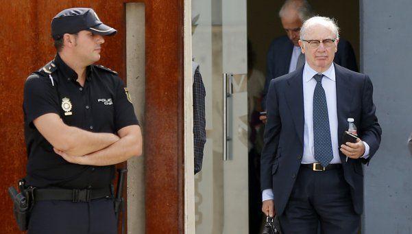 ¡Ladrón, estafador!: Rodrigo Rato la pasó mal antes del juicio