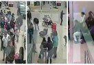 Video   Así fue el sangriento tiroteo en la puerta de un banco