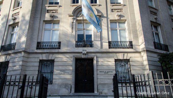 Así es la embajada argentina en EEUU que el Gobierno puso en venta