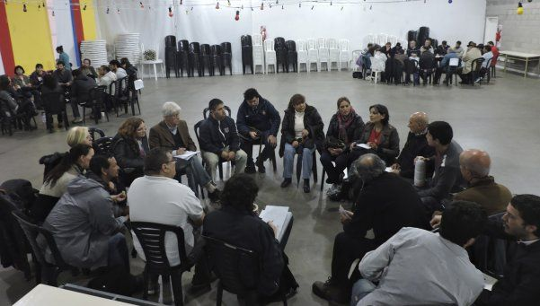 Notable baja de trabajo en cooperativas de Avellaneda