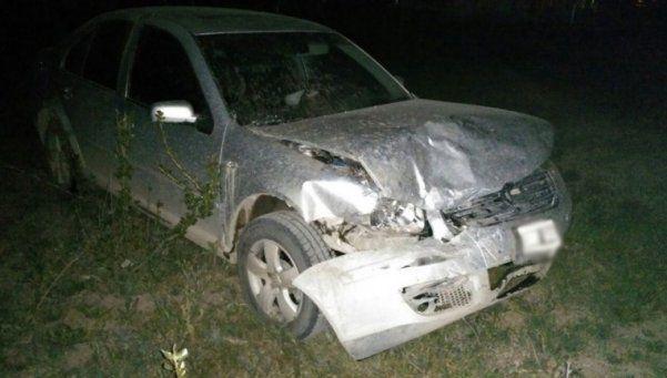 Juez que chocó dormido manejó 2 kilómetros con el airbag inflado