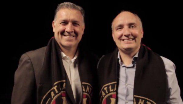 Martino, presentado como nuevo entrenador de Atlanta United