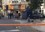 Dos tiroteos con 15 cuadras de diferencia: un muerto y dos heridos