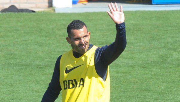 Tevez ya está de 10 y Boca gana un referente de peso