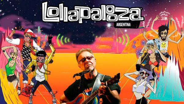 Salió el line up del Lollapalooza 2017 y Twitter estalló por León Gieco