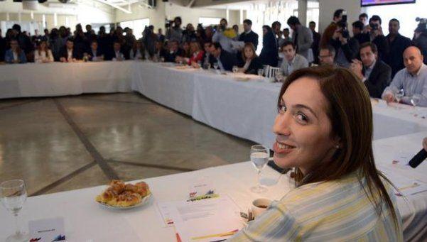 Vidal asumió como presidenta del PRO bonaerense