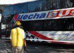 Clausuraron la terminal de Flechabus en Retiro